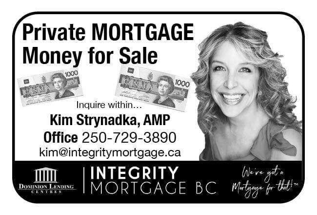 Kim Strynadka Ad in Coffee News