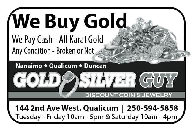 Golf Silver Guy Ad in Coffee News