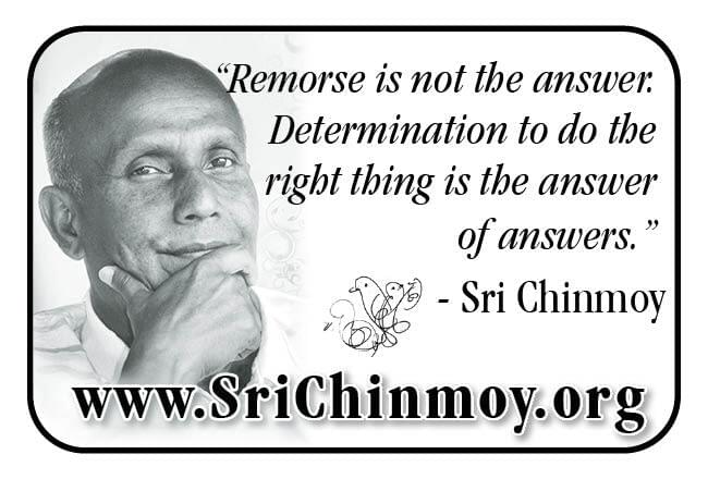 Sri Chinmoy Ad in Coffee News