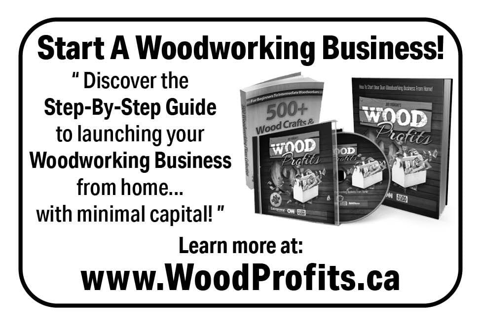 Wood Profits Ad in Coffee News