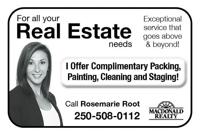 Rosemarie Root Ad in Coffee News