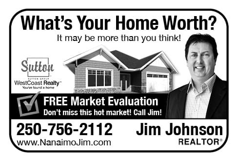 Jim Johnson Ad in Coffee News