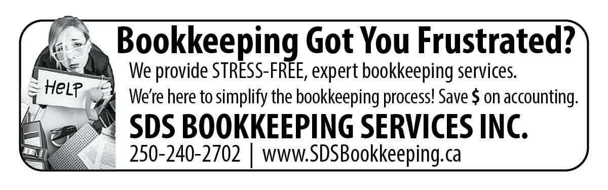 SDS Bookkeeping Services Inc