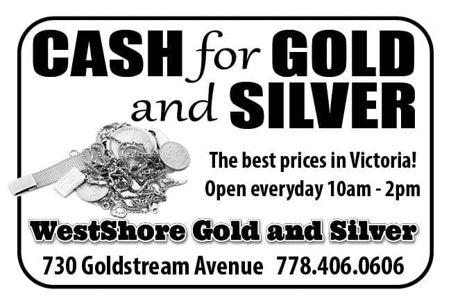 West Shore Gold Ad in Coffee News