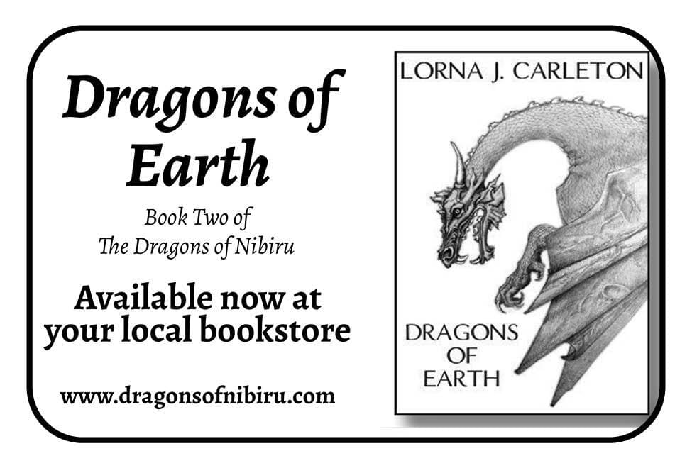 Dragons of Earth Ad in Coffee News