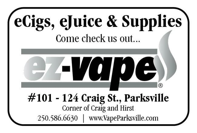 EZ-Vape Ad in Coffee News