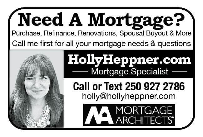 Holly Heppner Ad in Coffee News