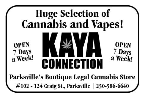 Kaya Connection Ad in Coffee News