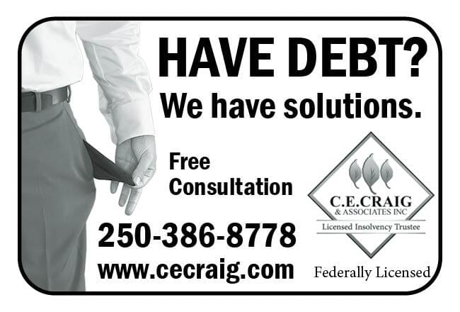 CE Craig Ad in Coffee News