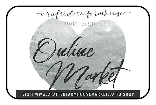 Crafted Farmhouse Market Ad in Coffee News